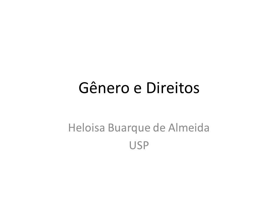 Heloisa Buarque de Almeida USP