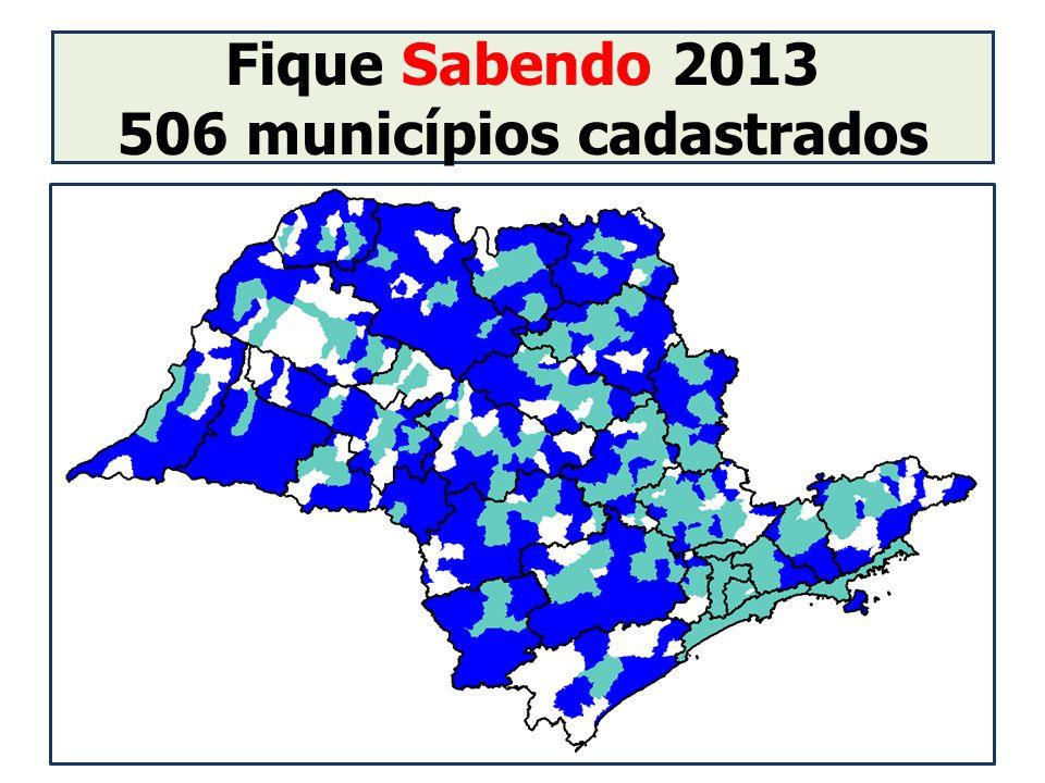 506 municípios cadastrados