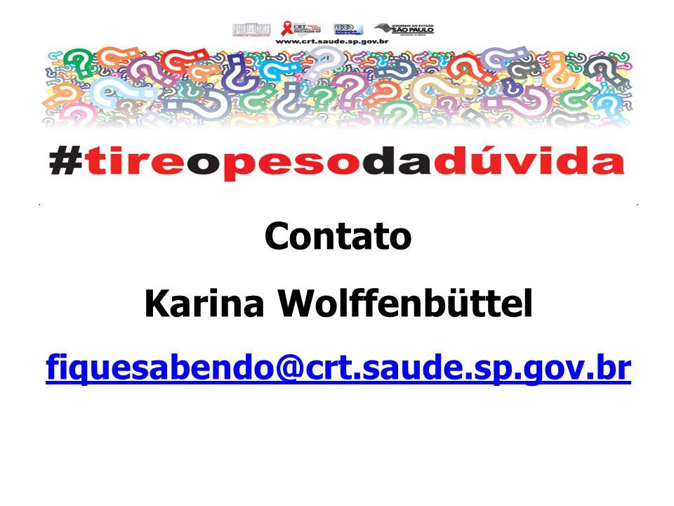 Contato Karina Wolffenbüttel