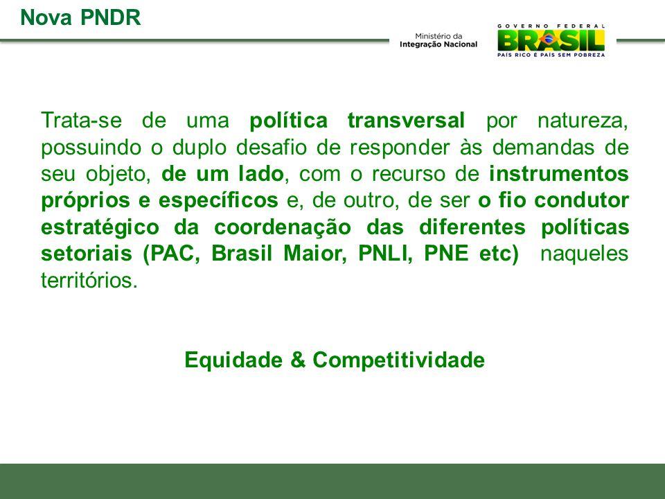 Equidade & Competitividade