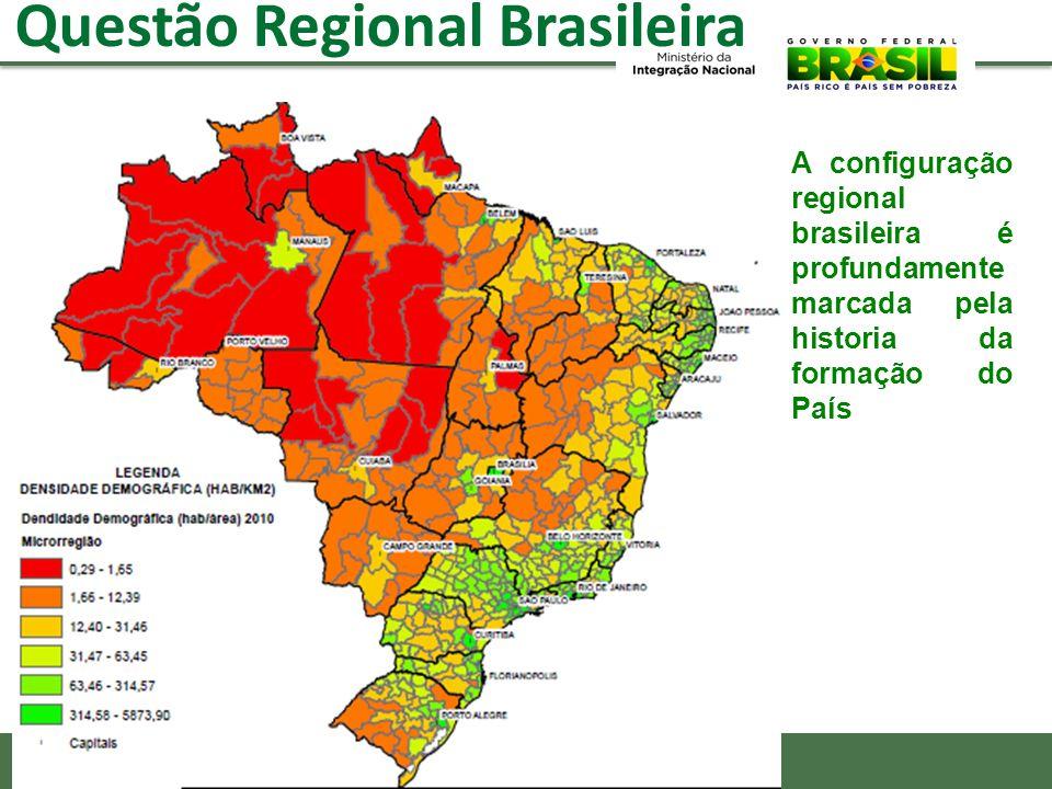 Questão Regional Brasileira