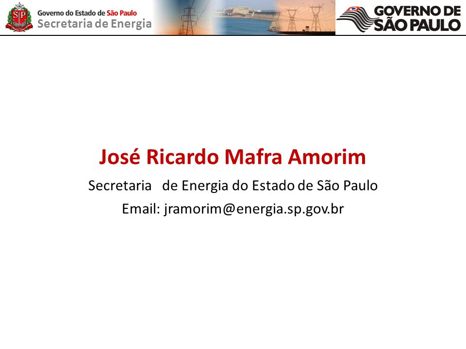 José Ricardo Mafra Amorim