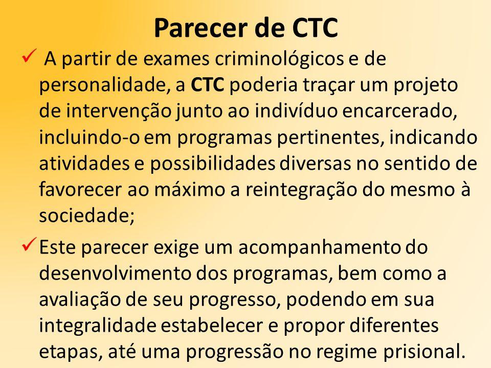 Parecer de CTC