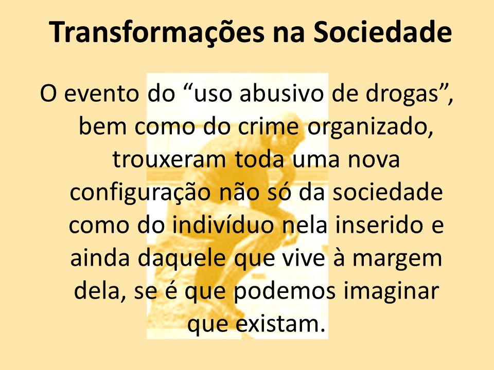 Transformações na Sociedade