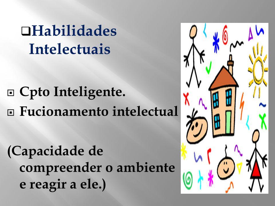 Habilidades Intelectuais