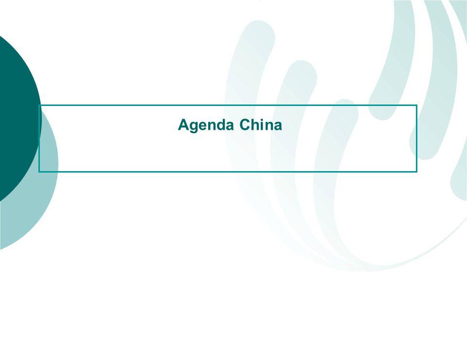Agenda China 28