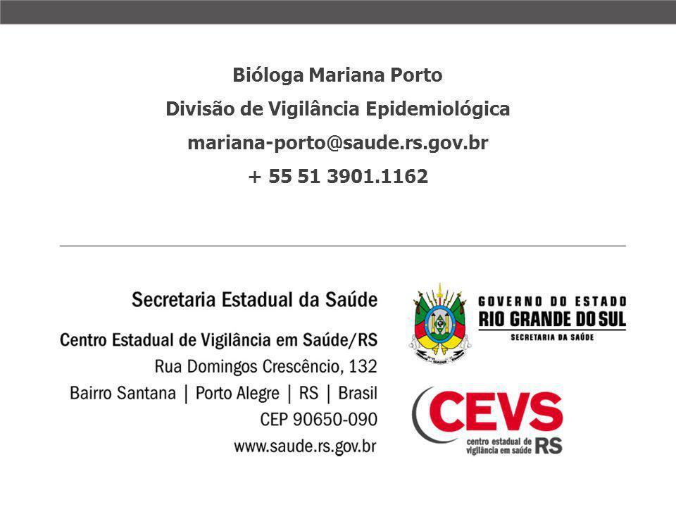 Divisão de Vigilância Epidemiológica