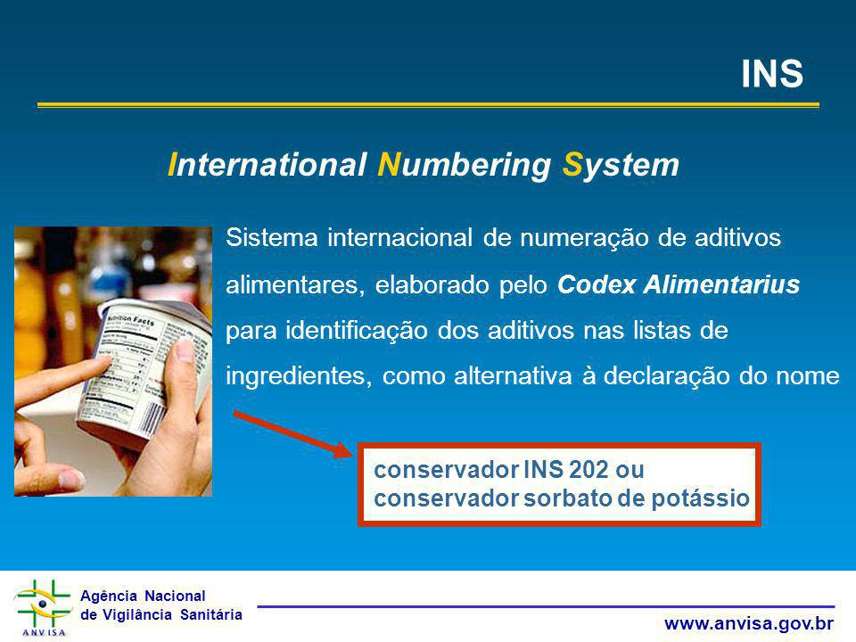 International Numbering System