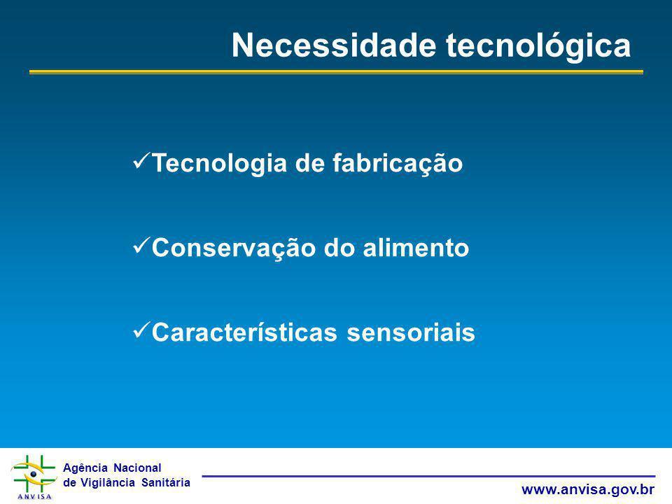 Necessidade tecnológica