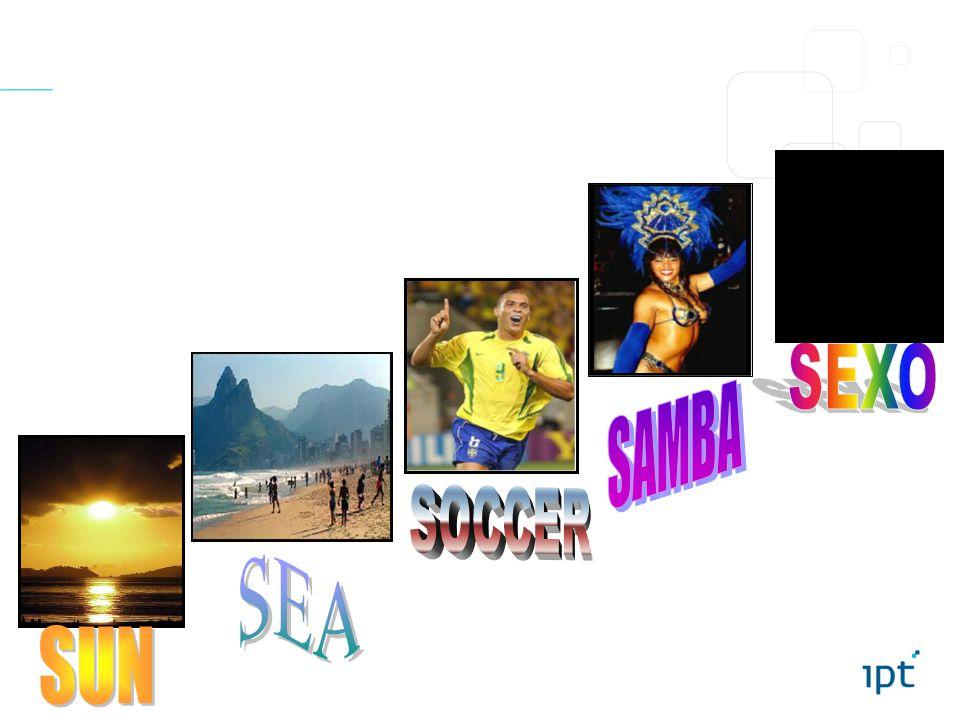 SEXO SAMBA SOCCER SEA SUN