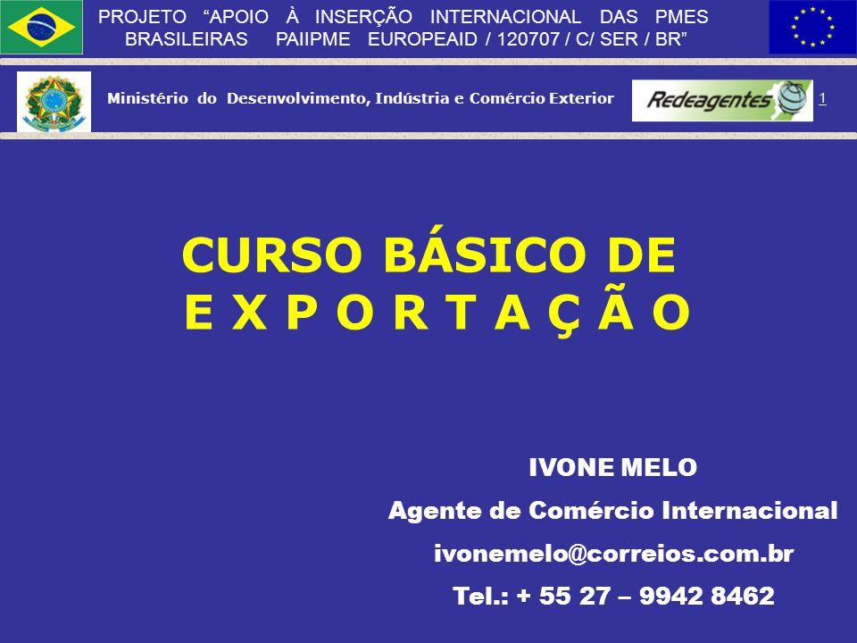 Agente de Comércio Internacional