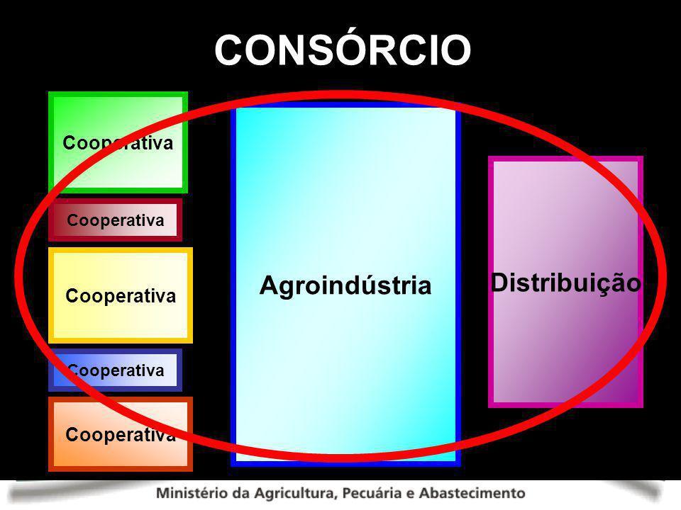 CONSÓRCIO Cooperativa Agroindústria Distribuição