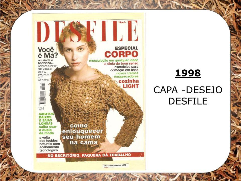 1998 CAPA -DESEJO DESFILE