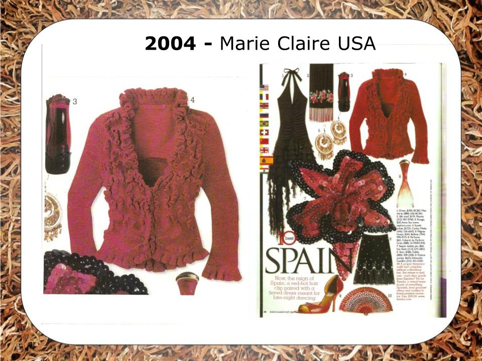 2004 - Marie Claire USA