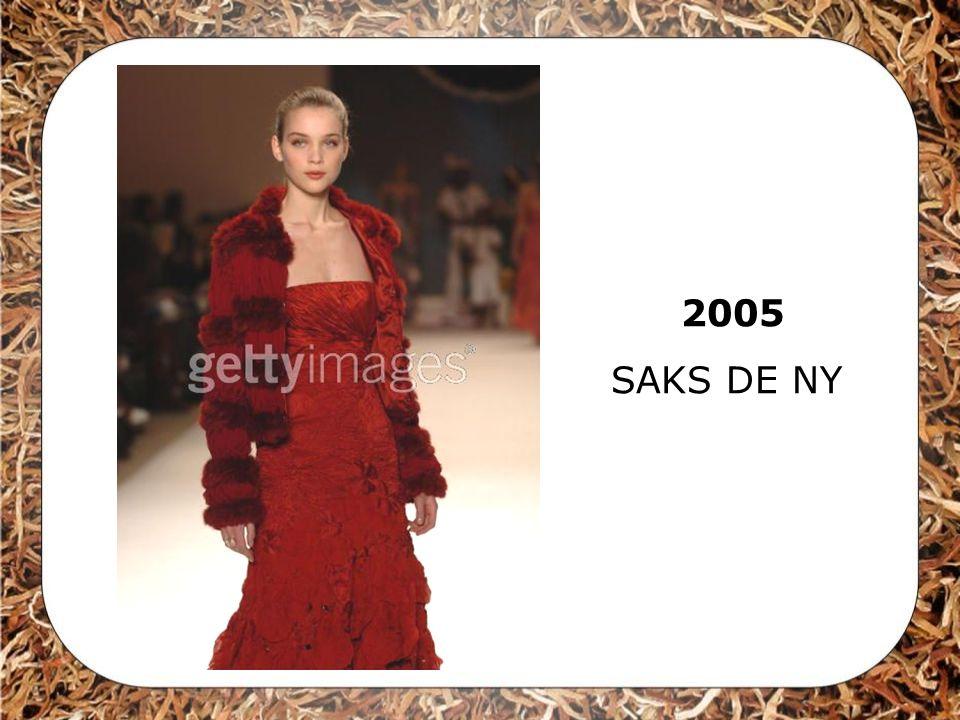 2005 SAKS DE NY