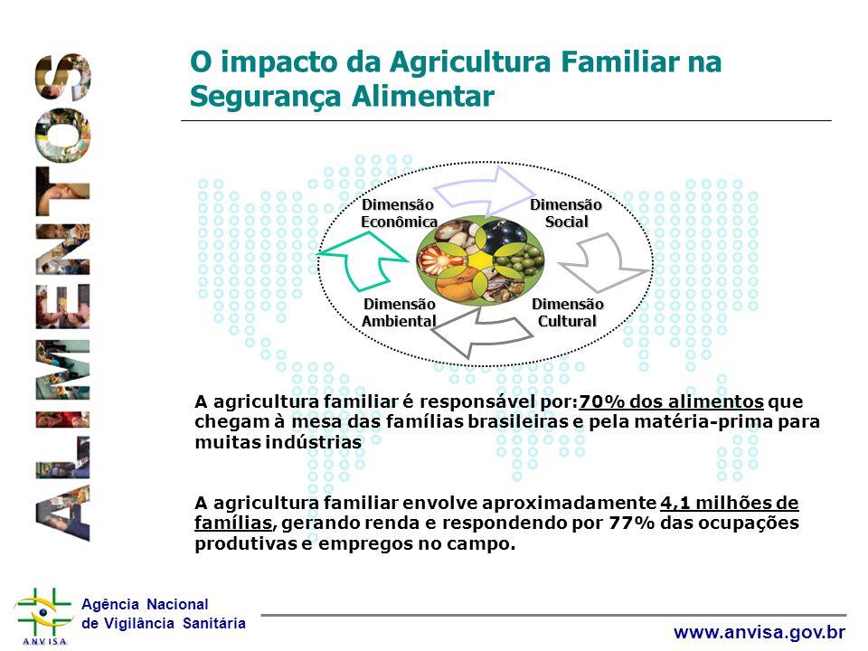O impacto da Agricultura Familiar na Segurança Alimentar