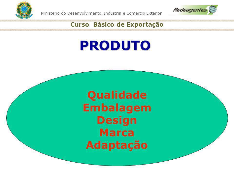 PRODUTO Qualidade Embalagem Design Marca Adaptação
