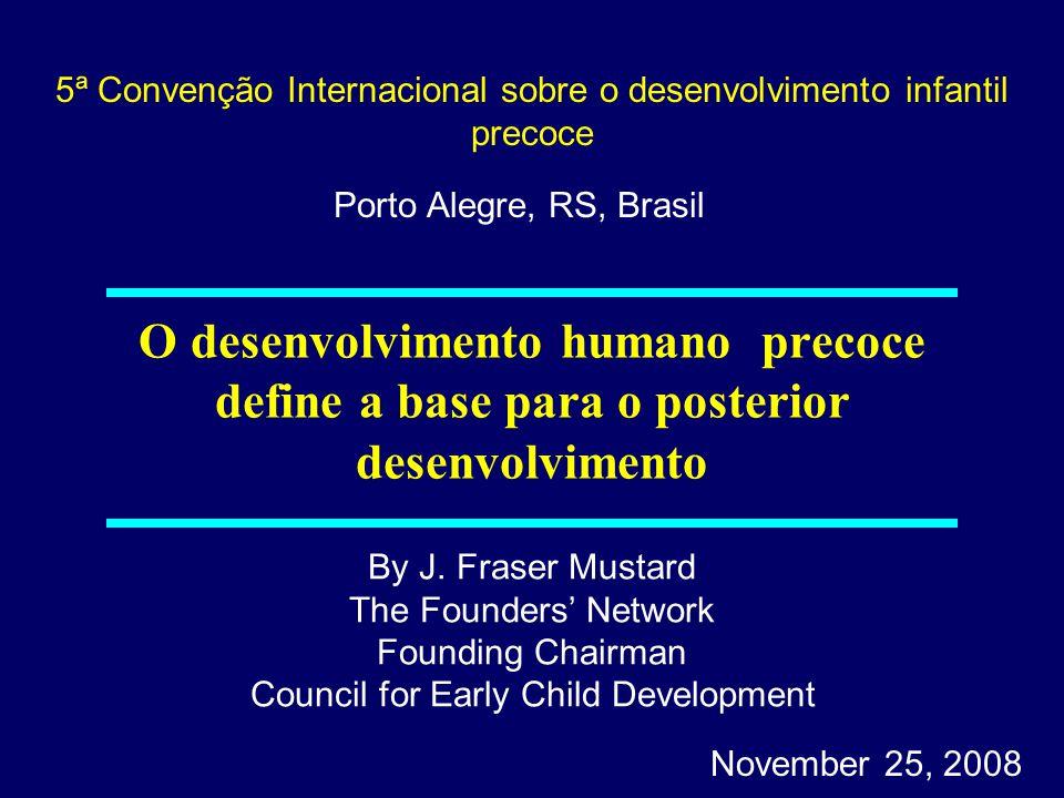 5ª Convenção Internacional sobre o desenvolvimento infantil precoce