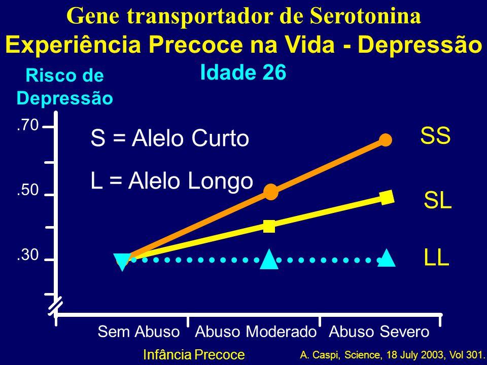 Gene transportador de Serotonina