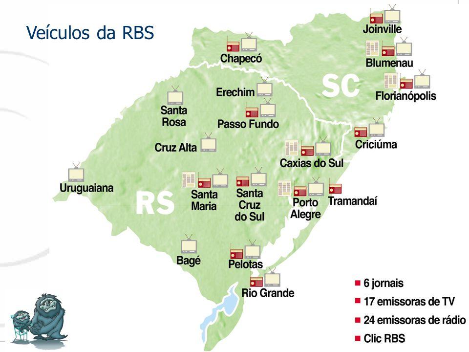 Veículos da RBS
