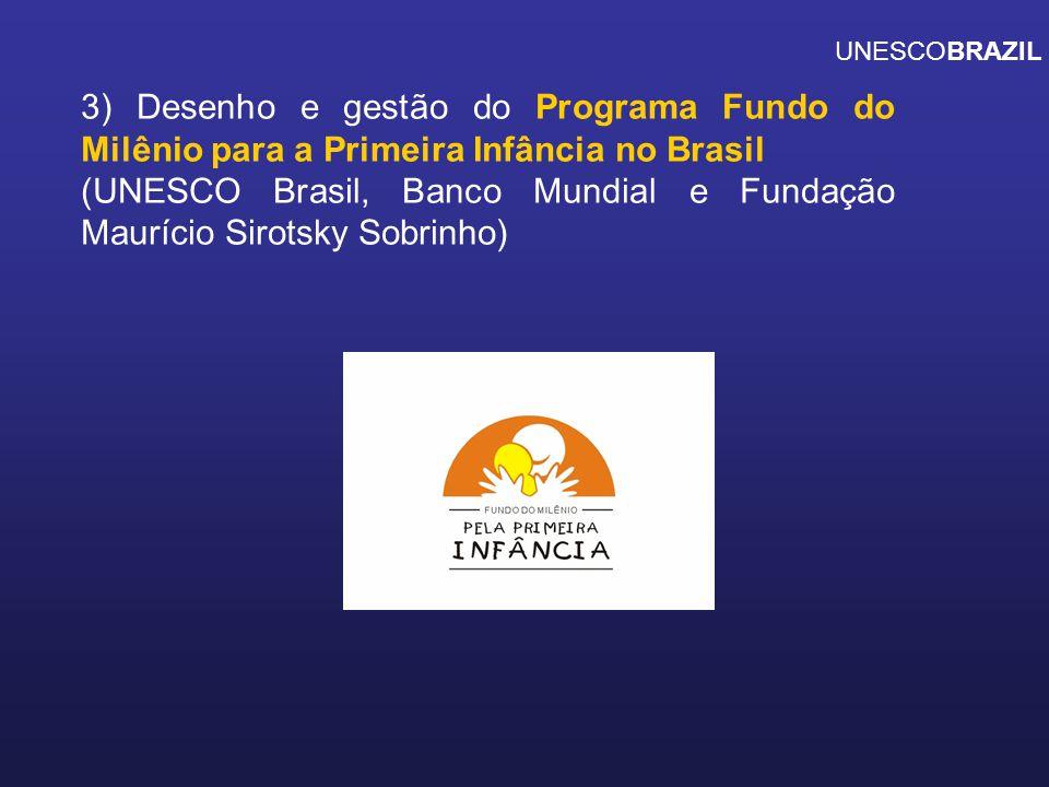 (UNESCO Brasil, Banco Mundial e Fundação Maurício Sirotsky Sobrinho)