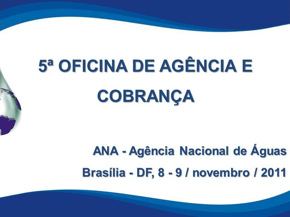 5ª OFICINA DE AGÊNCIA E COBRANÇA