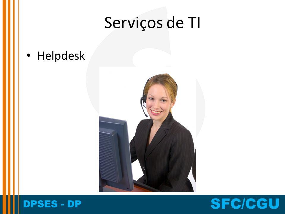 Serviços de TI Helpdesk