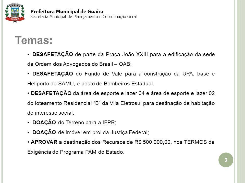 Prefeitura Municipal de Guaíra