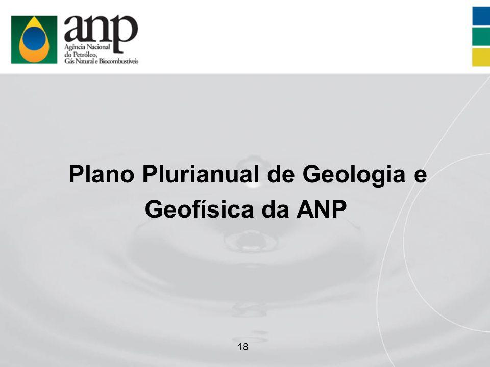 Plano Plurianual de Geologia e