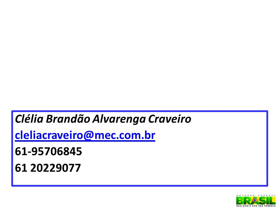 Clélia Brandão Alvarenga Craveiro