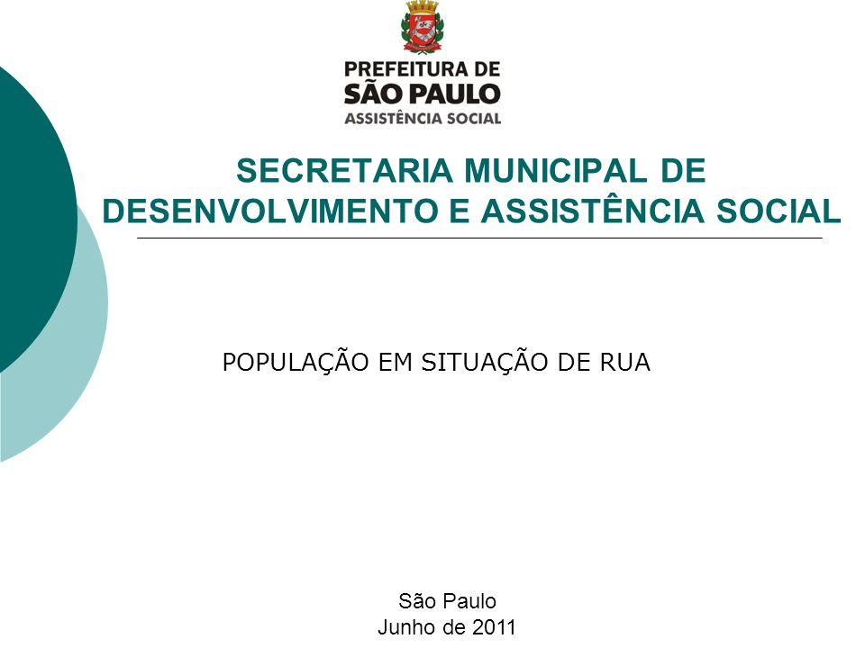SECRETARIA MUNICIPAL DE DESENVOLVIMENTO E ASSISTÊNCIA SOCIAL