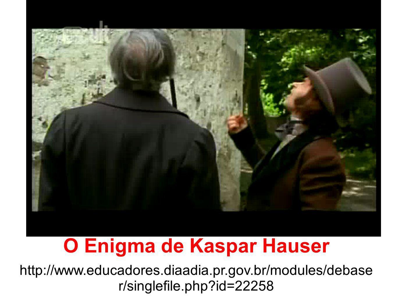 O Enigma de Kaspar Hauser