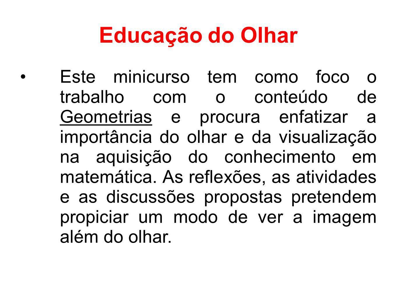 Educação do Olhar