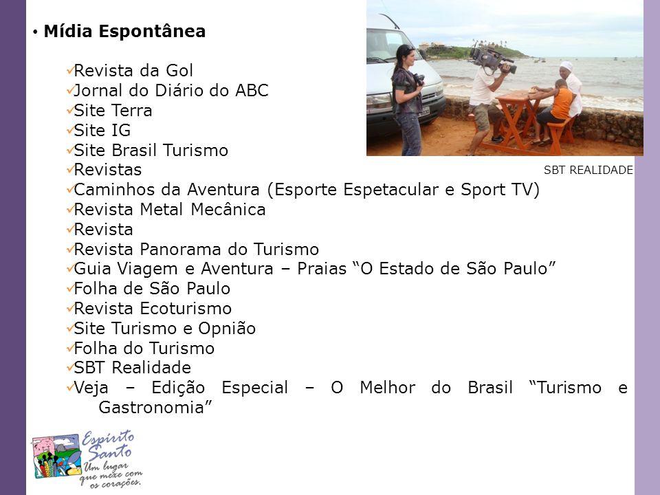 Caminhos da Aventura (Esporte Espetacular e Sport TV)