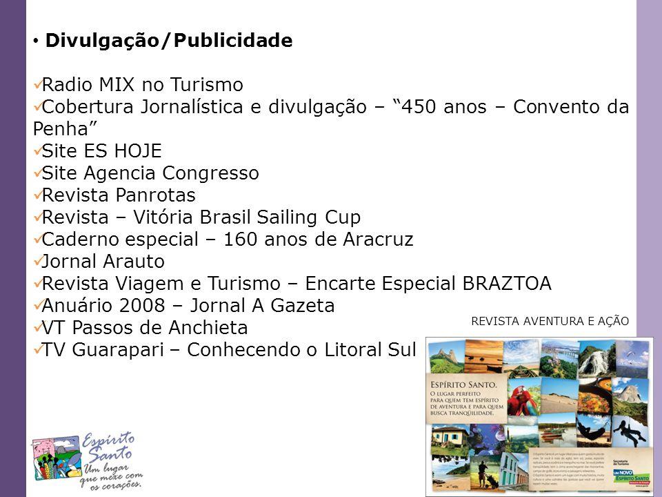 Divulgação/Publicidade Radio MIX no Turismo