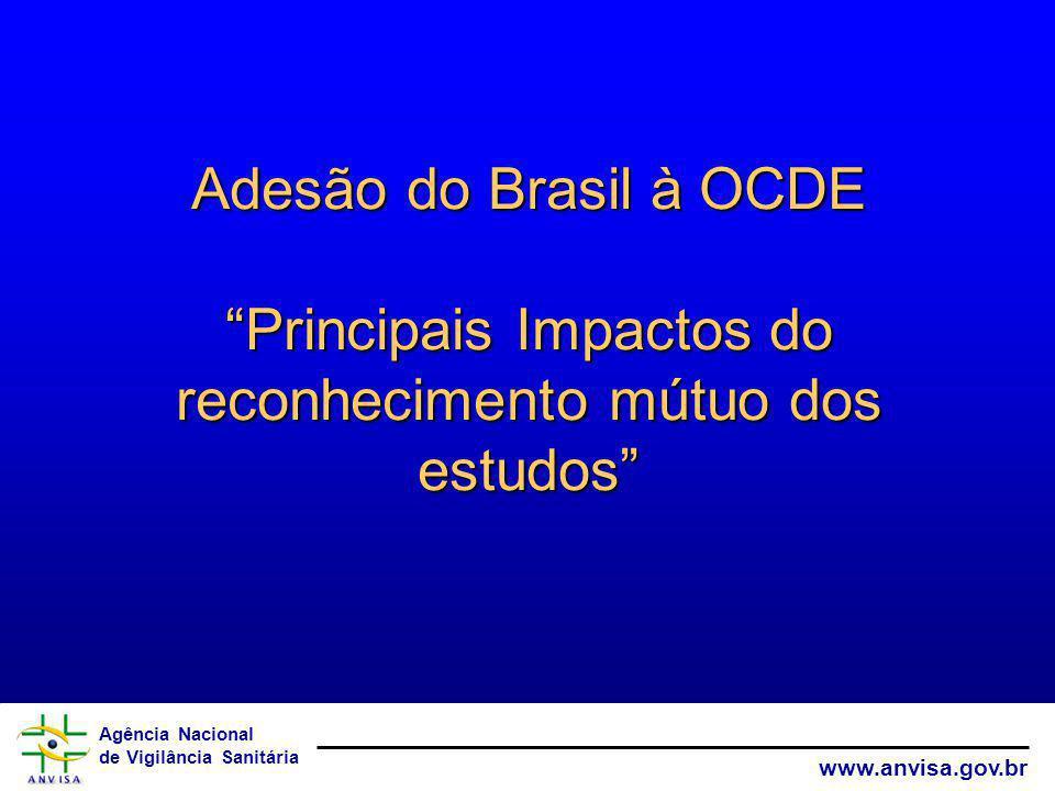 Adesão do Brasil à OCDE Principais Impactos do reconhecimento mútuo dos estudos