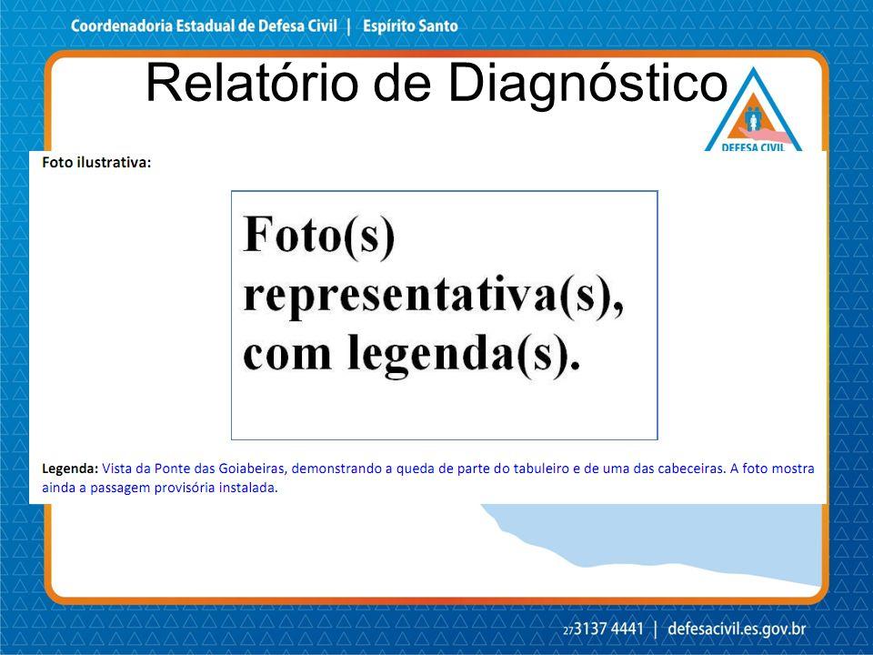 Relatório de Diagnóstico
