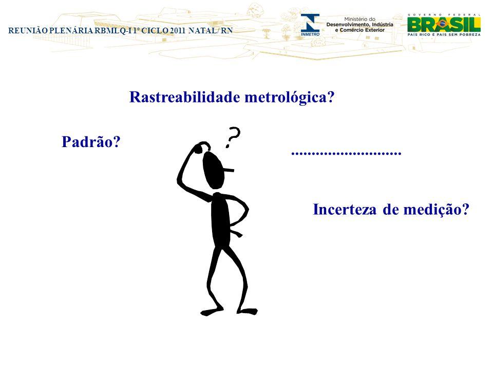 Rastreabilidade metrológica