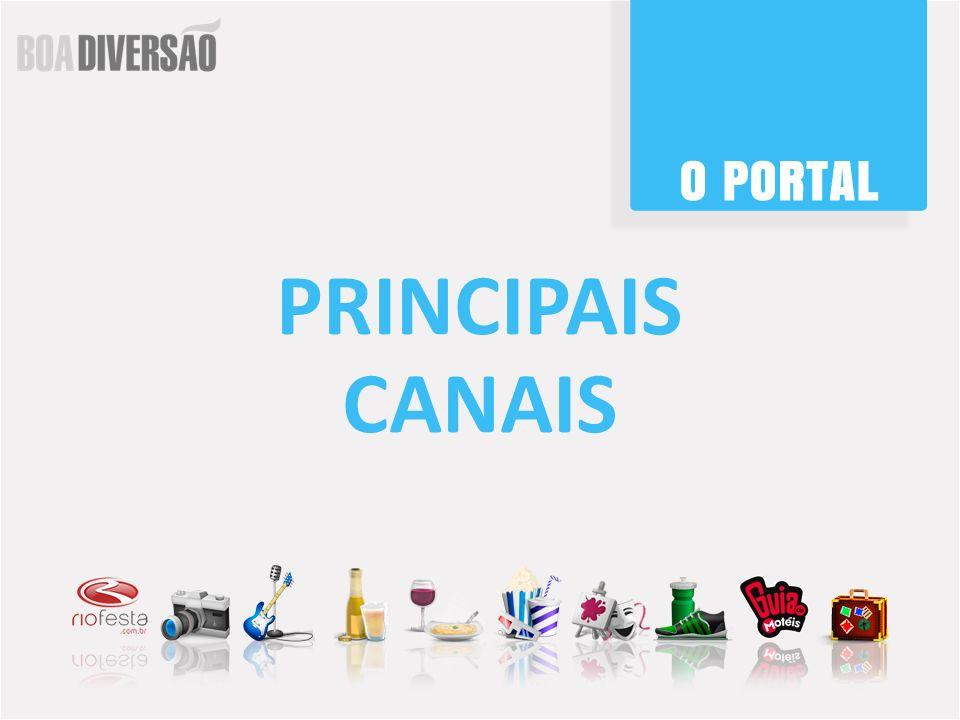 PRINCIPAIS CANAIS 4 4