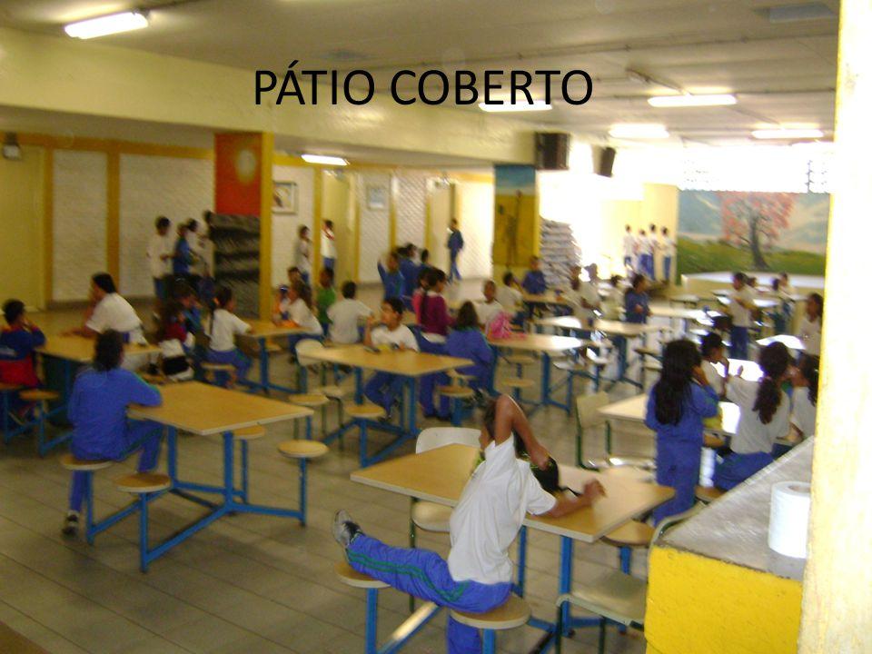PÁTIO COBERTO