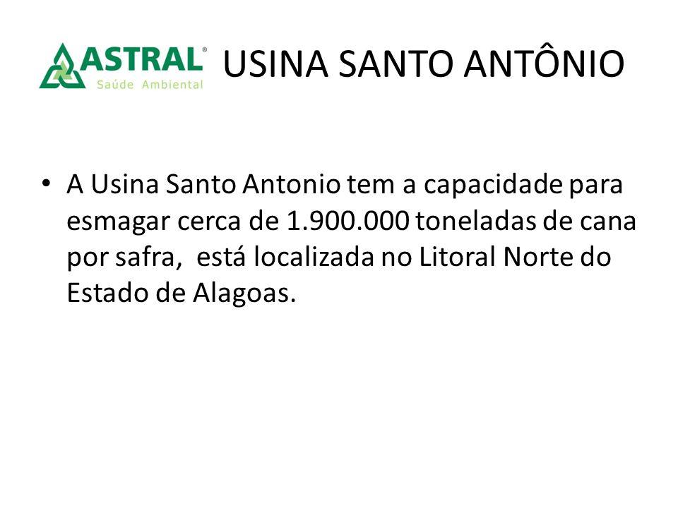 USINA SANTO ANTÔNIO