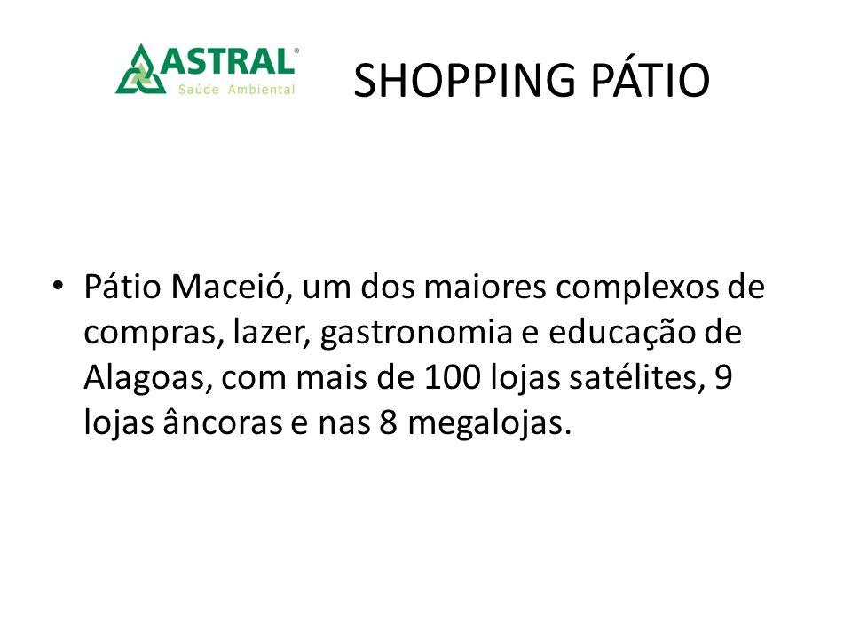 SHOPPING PÁTIO