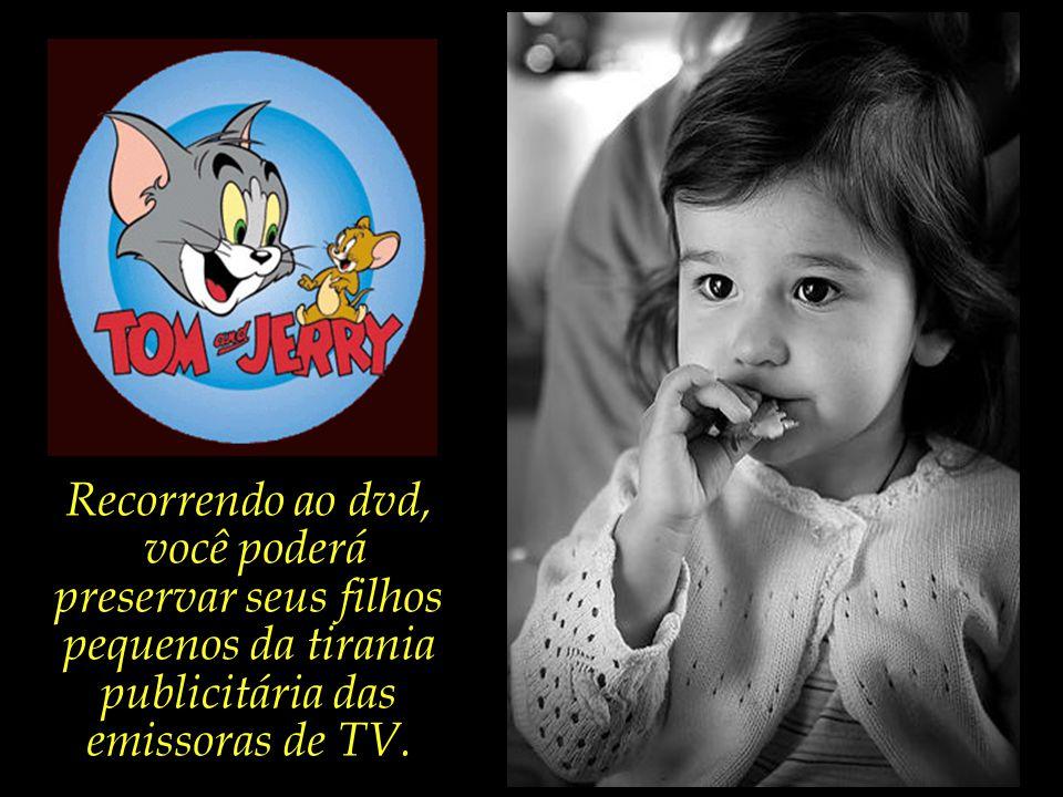preservar seus filhos pequenos da tirania publicitária das