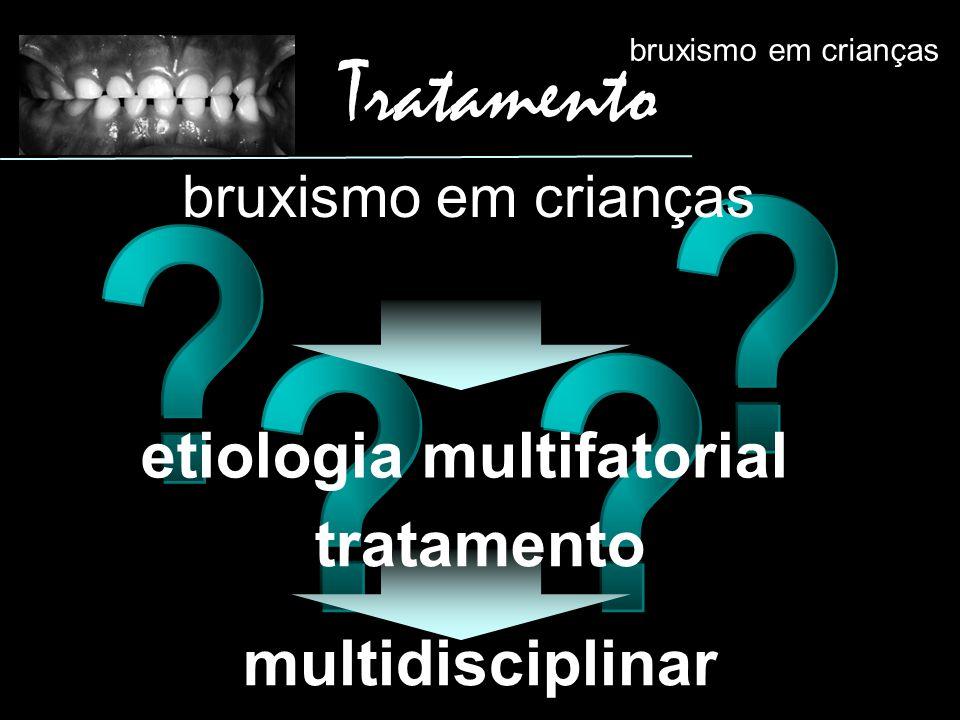 etiologia multifatorial tratamento multidisciplinar