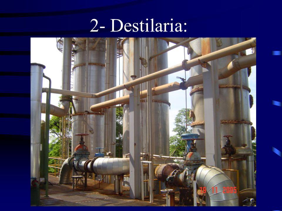 2- Destilaria: