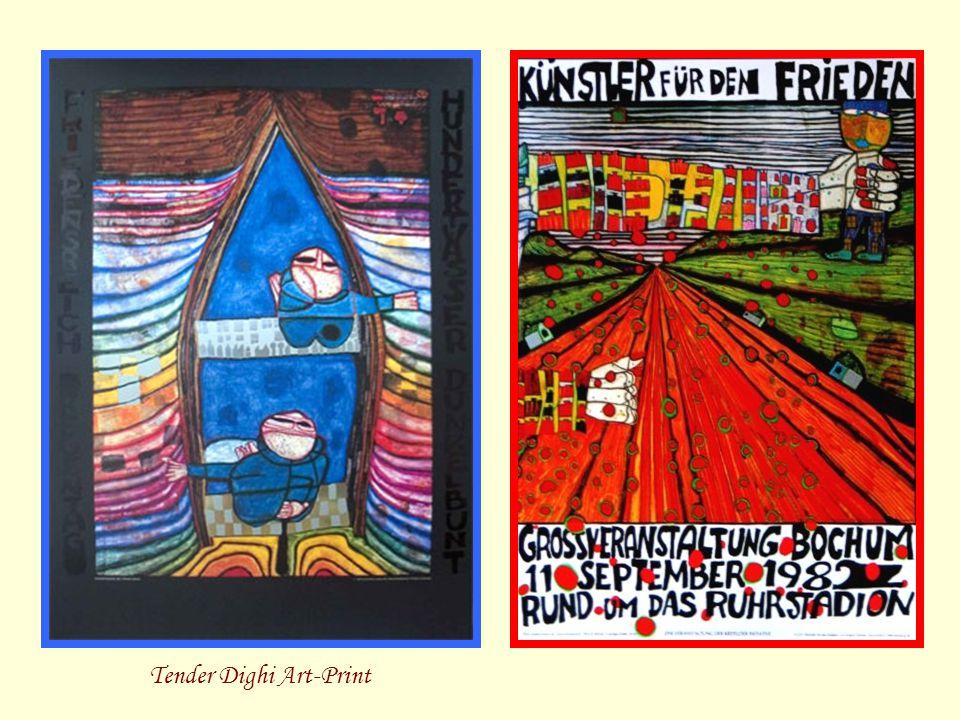 Tender Dighi Art-Print