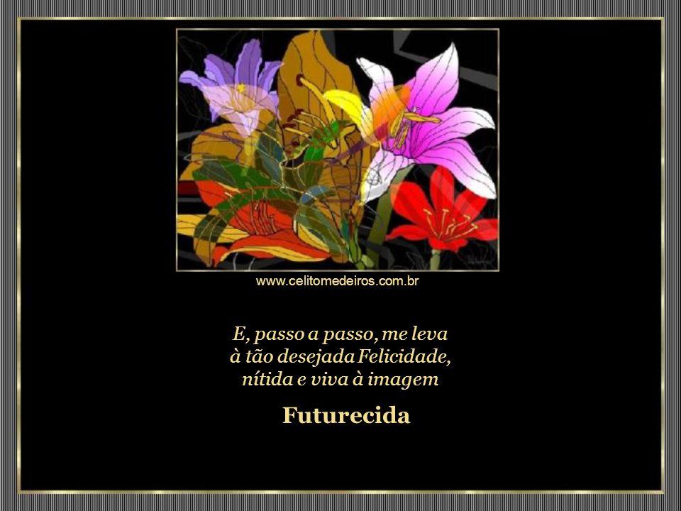 www.celitomedeiros.com.br E, passo a passo, me leva à tão desejada Felicidade, nítida e viva à imagem.