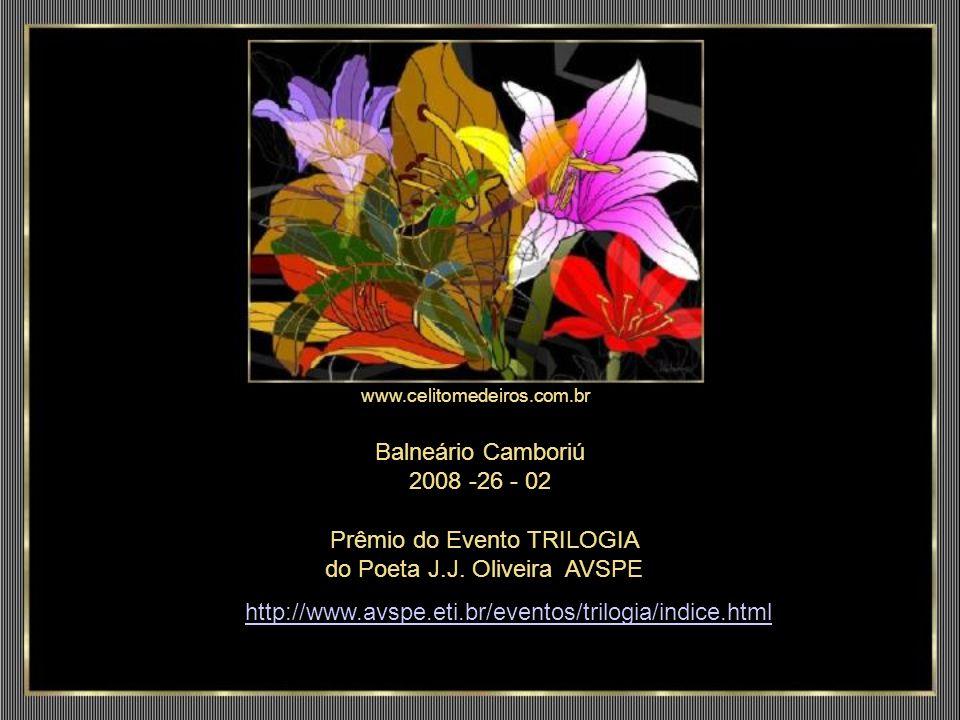 Prêmio do Evento TRILOGIA do Poeta J.J. Oliveira AVSPE