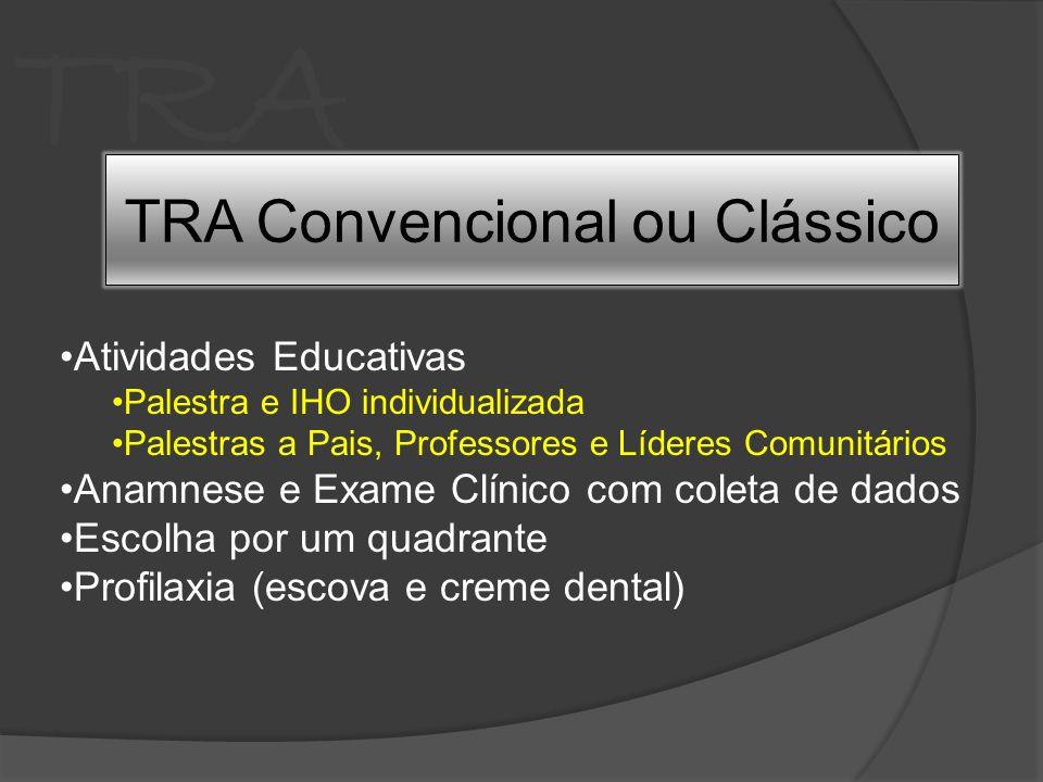 TRA Convencional ou Clássico