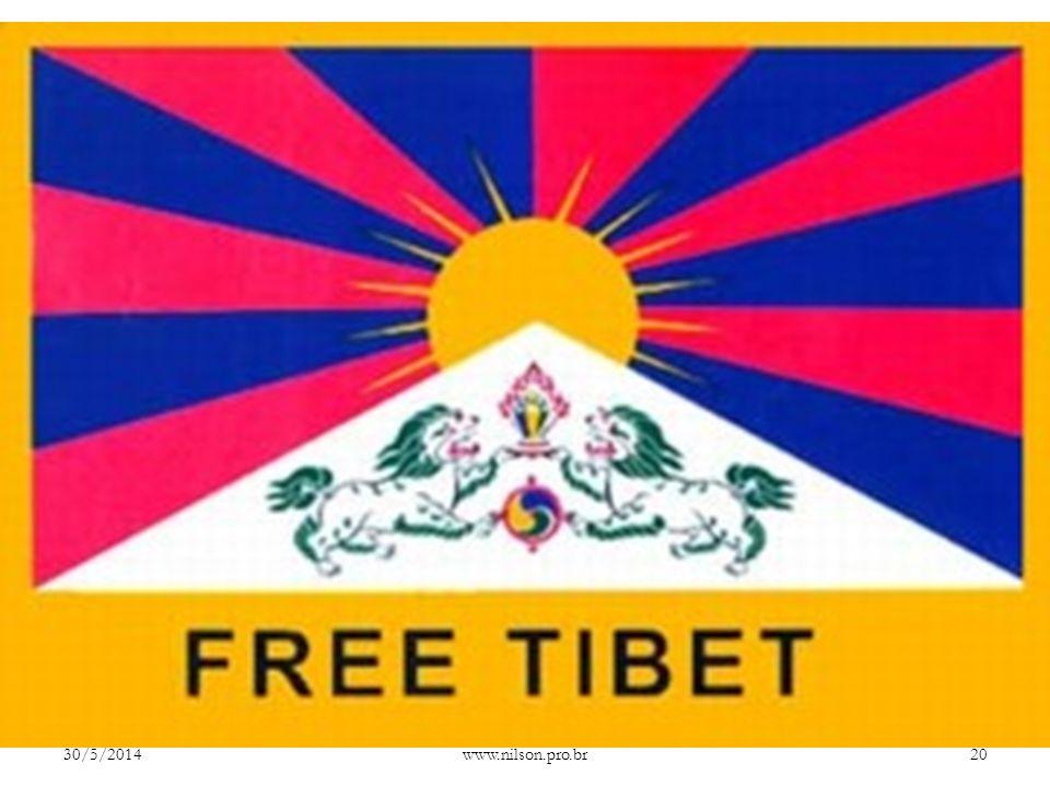 Entendendo a causa tibetana